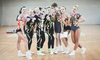 AltSTU students — winners of All-Russian aerobics competition