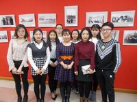 IIEC Students visited Play «The Bat»